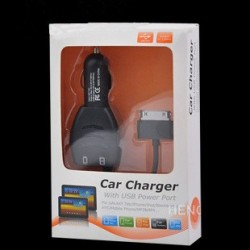 10W Replacement Car Charger DC Adapter For Samsung Galaxy Tab 10.1 Wi-Fi 32G