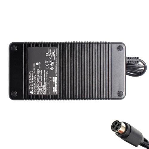 Genuine 220W AC Adapter Clevo Terrans force P170HM-ACA with  Cord